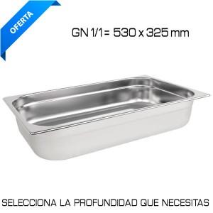 Cubeta Gastronom GN 1/1