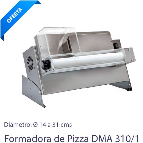 Formadora de pizza