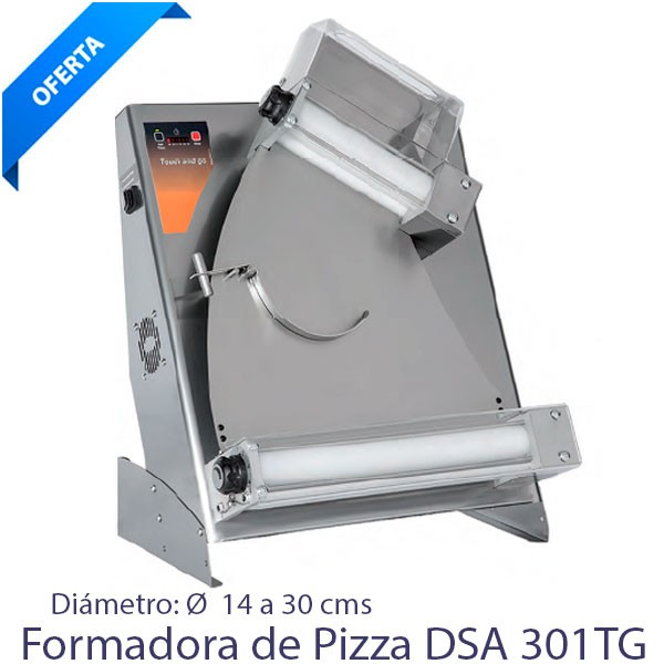Formadoras pizza automatica