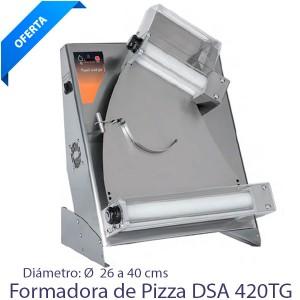 Formadoras pizza automática 26 - 40 mm