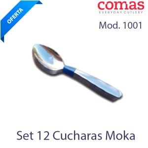 Cuchara moka -cafe mod.1001 (12 unds)