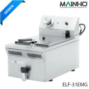 Freidora Industrial 8 litros Mainho -Grifo