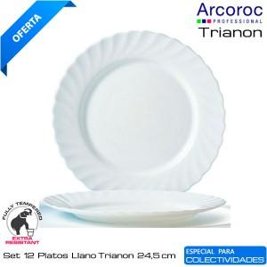 Plato Llano Trianon