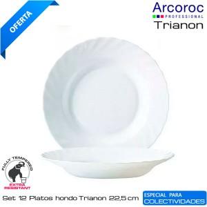 Plato Hondo Trianon