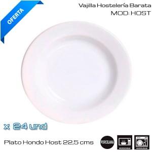 Plato Hondo Host