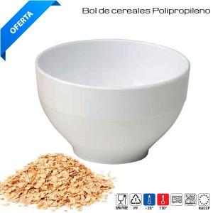Tazón cereales Polipropileno