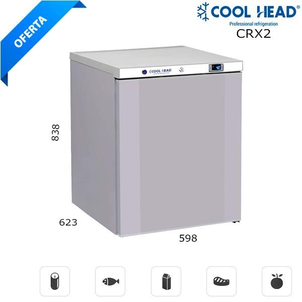 Mini Armario Refrigeración Hostelería CRX2