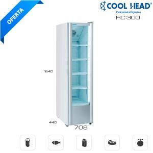 Frente Mostrador refrigerado Infrico 2000