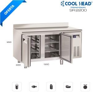 Mesa fría conservación SR 2200 Hostelería