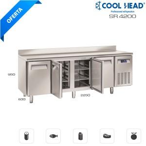 Mesa fría conservación SR 4200 Hostelería