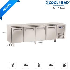 Mesa fría congelación SF 4100 Hostelería