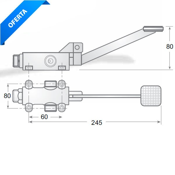Triturador mini inalámbrico Dynamic