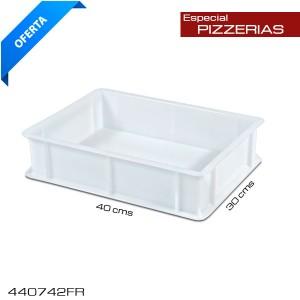 Cubeta para pizza 30x40 cms