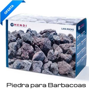 Piedra para Barbacoa Industrial 5 Kg