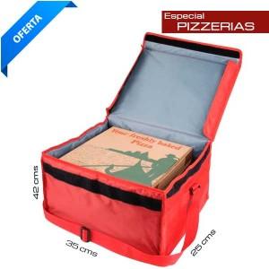 Bolsa Isotérmica transporte Pizza
