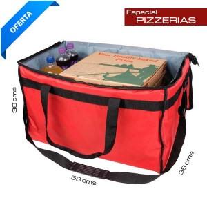 Bolsa para transporte Pizza