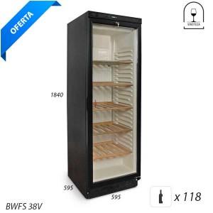 Expositor vinos BWFS 38V