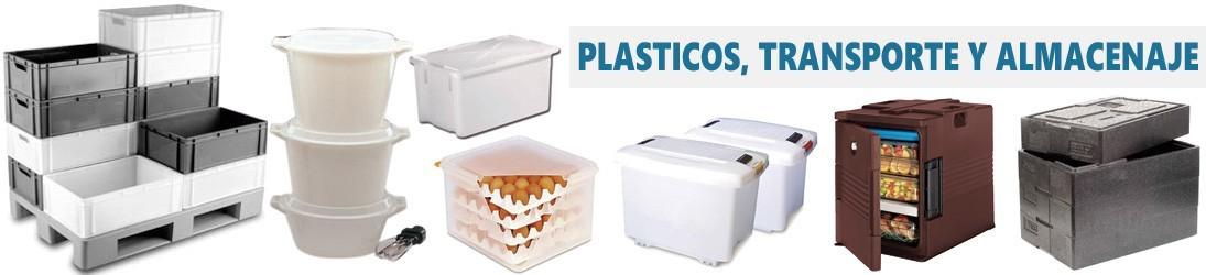 Plásticos, Transporte y Almacenaje Cocina