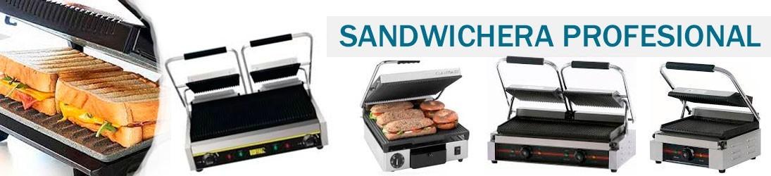 Sandwichera profesional