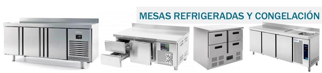 Mesa refrigerada para ensaladas-Mesa refrigerada para pizza