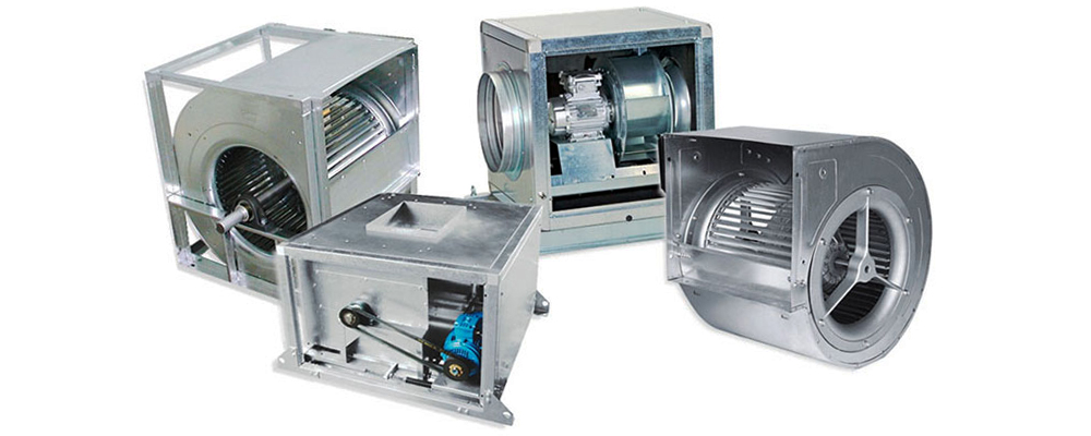 cajas de extraccion para campanas industriales