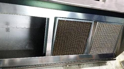 filtros para campanas industriales