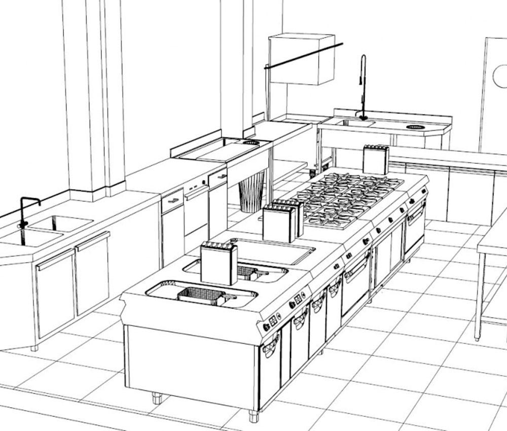 Maquinaría para Proyectos de Hostelería