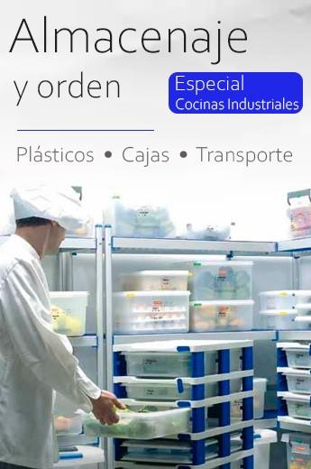plásticos para almacén y hostelería
